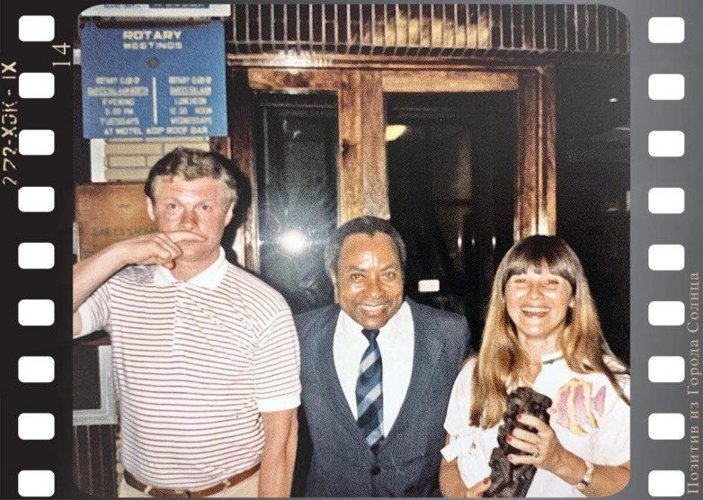Редкие фотографии Натальи Варлей из её домашнего архива