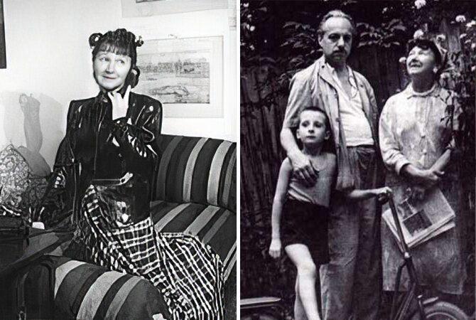 Рина Зелёная. Браки, бездетность и одиночество в Доме престарелых