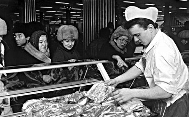 История о том, как обычный мясник стал Советским миллионером