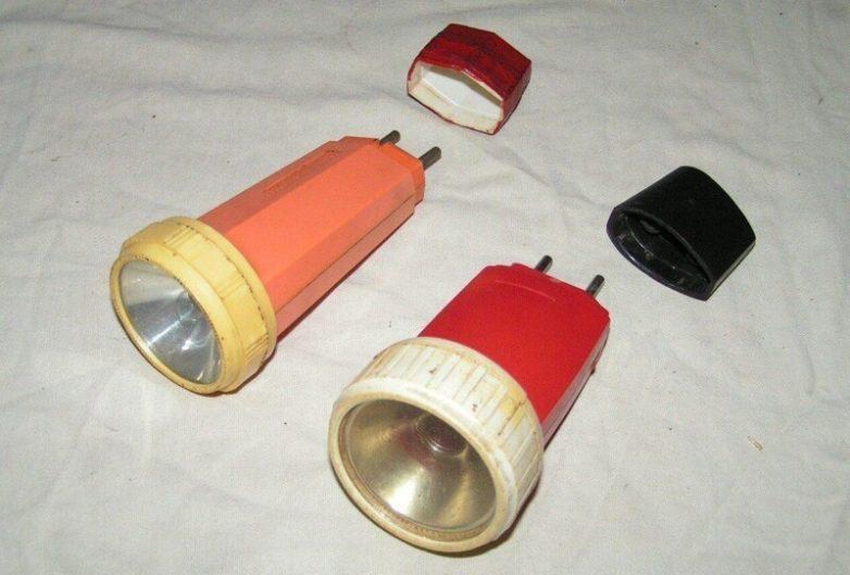 А у вас какие были фонарики?