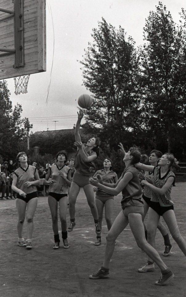 Советский спорт. Удивительные снимки!