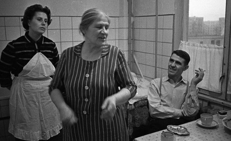 Советская кухня. Как это было?