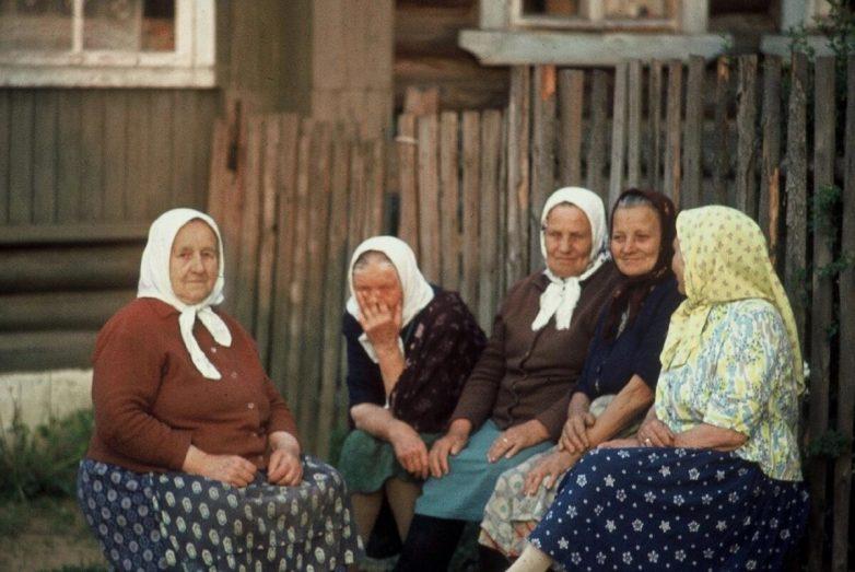 Как же было здорово отдыхать у бабушки в деревне!