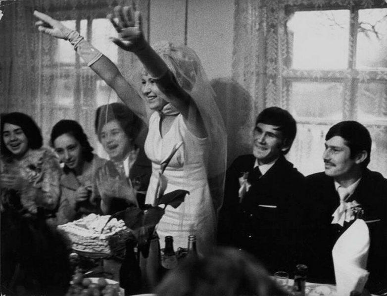 Советские свадьбы. Вспоминаем вместе