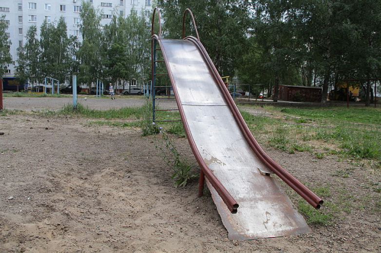 Это было в каждом советском дворе. Помните?