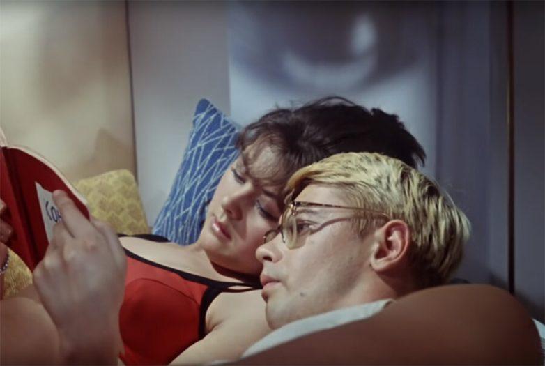 Раздетые красотки советского кино
