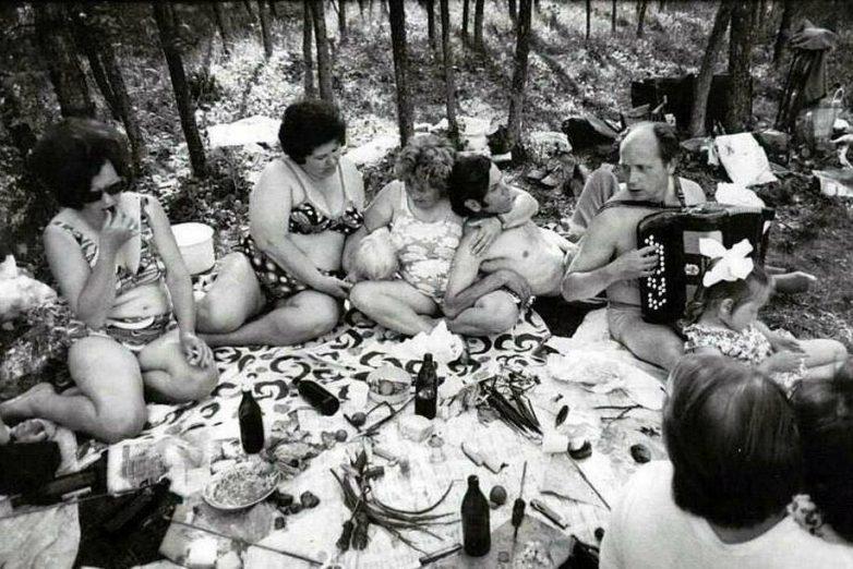Как мы раньше отдыхали на «Фазенде»