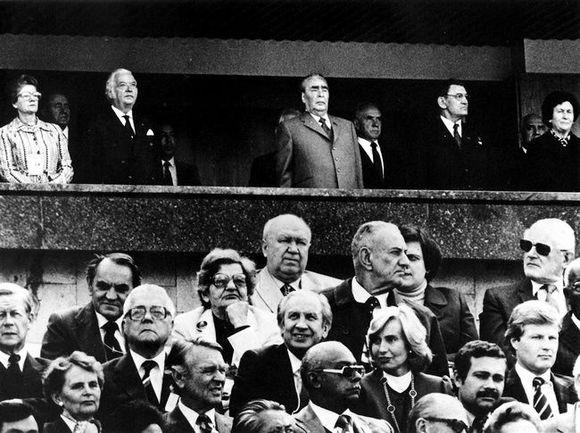 Самый известный скандал времён Брежнева