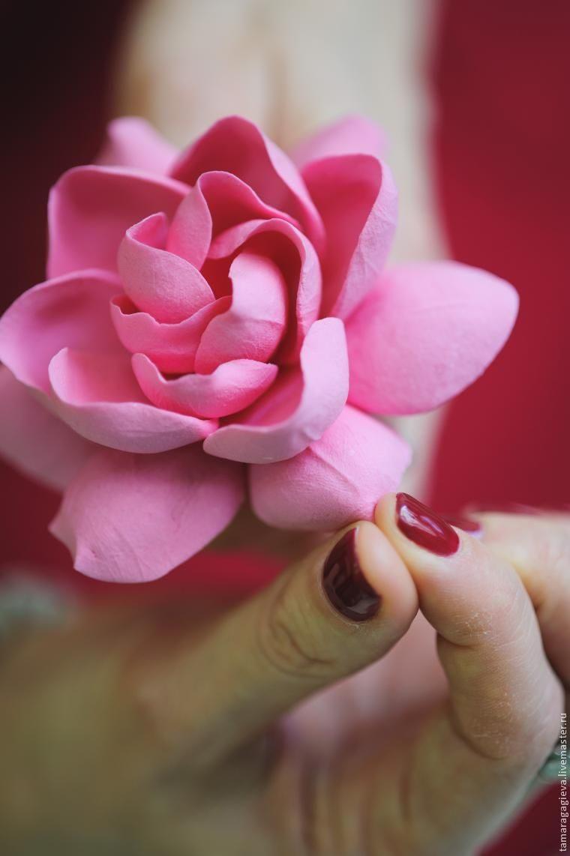 Лепка цветов в картинках