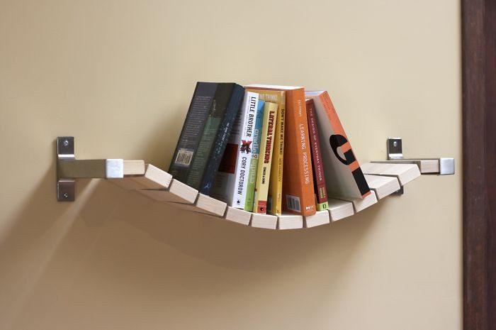 b689942977 Самые необыкновенные книжные полки | Роскошь и уют Фото