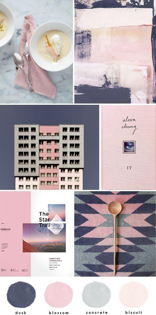 4641374fdc Как сочетать серый и розовый Фото