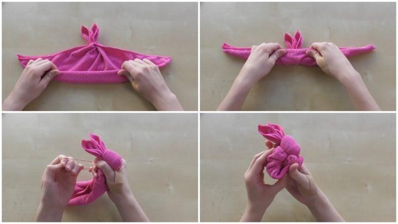 Очаровательная игрушка-пятиминутка