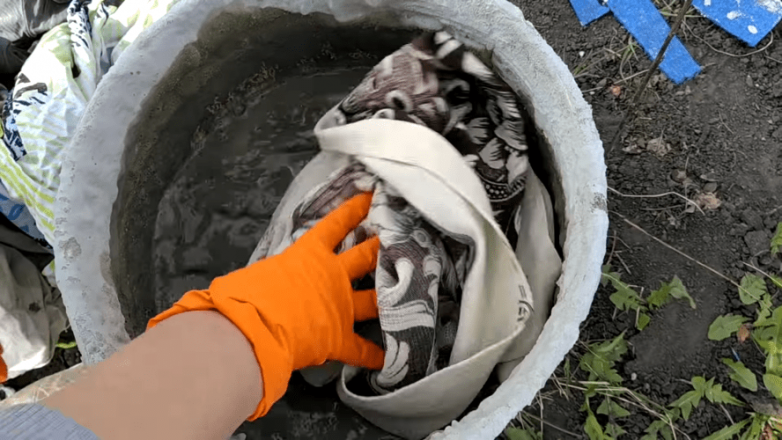 Интересная идея из залежей мусора