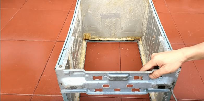Интересная идея из старого нерабочего холодильника