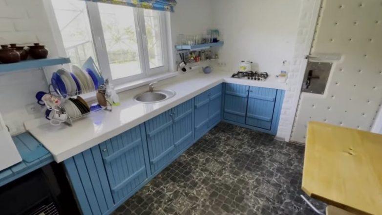 Кухня за копейки из доступных материалов