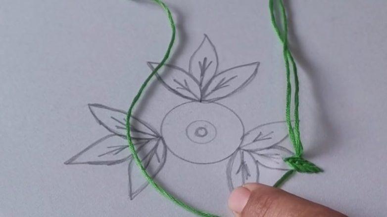 Необычное применение катушки с нитками