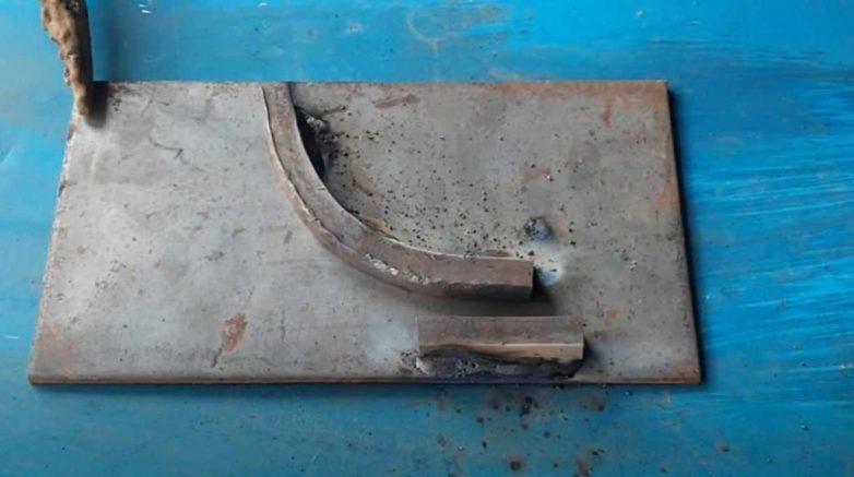 Холодная ковка для оформления забора или ворот