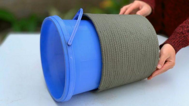Интересная, необычная и полезная идея для дачников