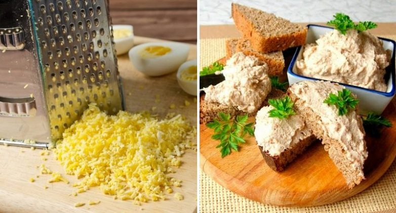 Шикарная закуска из варёных яиц