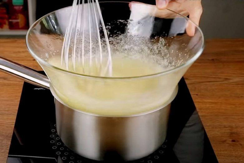 Домашнее мороженое без сливок из 3-х ингредиентов