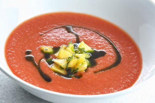 6 освежающих летних супов-пюре