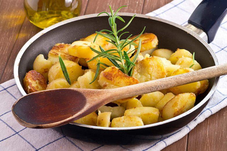 4 способа заморозить картофель впрок