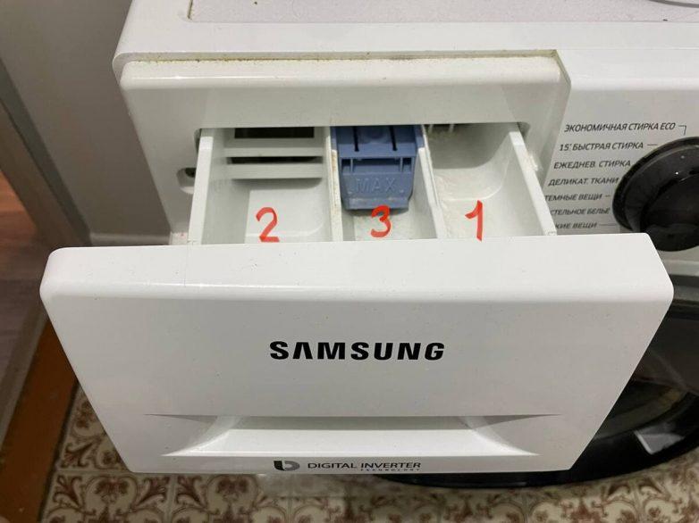 Для чего нужно 3 отсека в стиральной машине