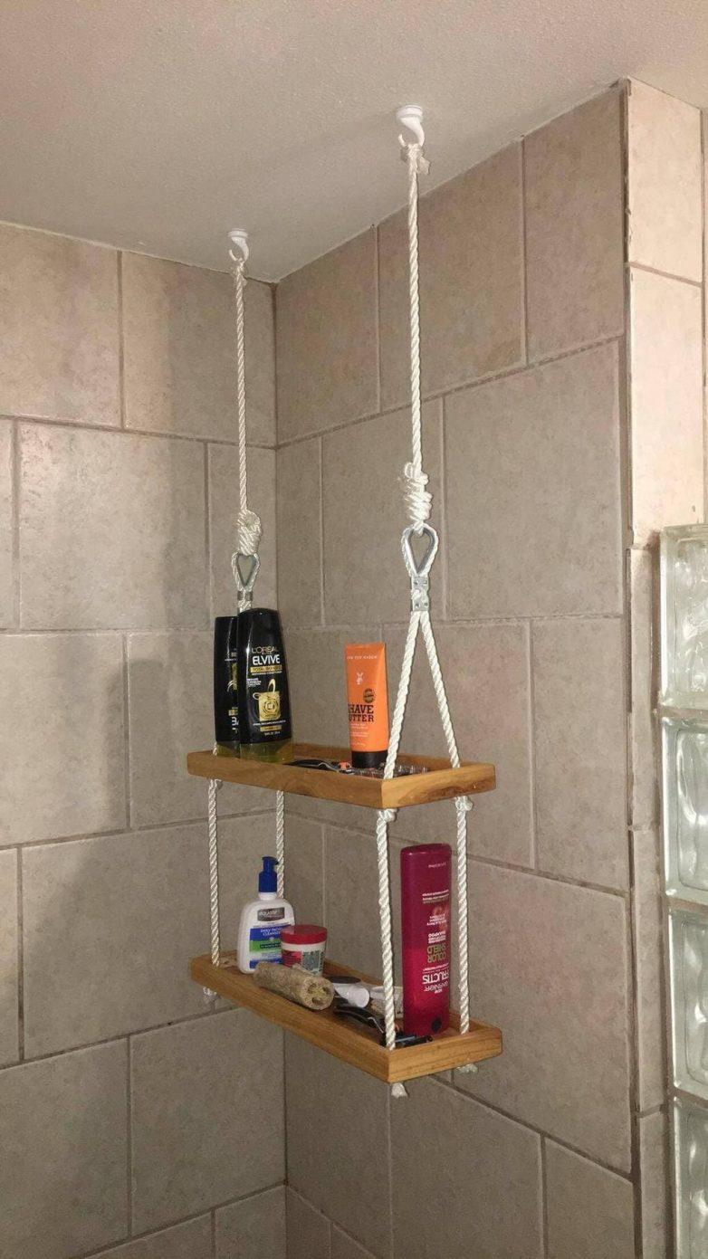 Идеи для поддержания порядка в ванной