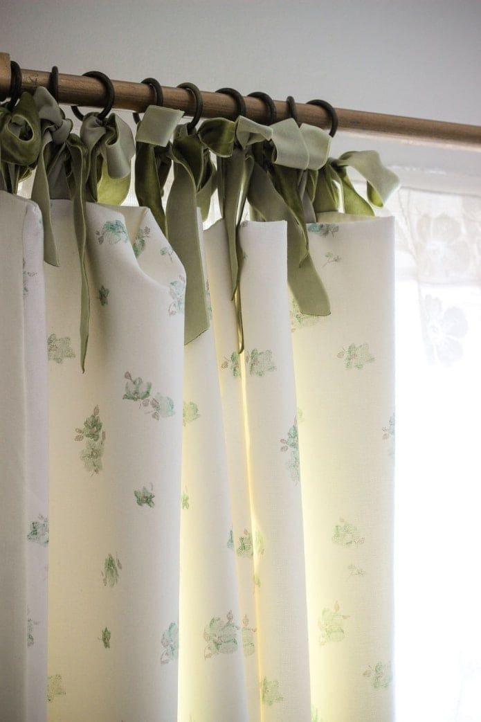 Как обновить шторы, а вместе с ними и интерьер
