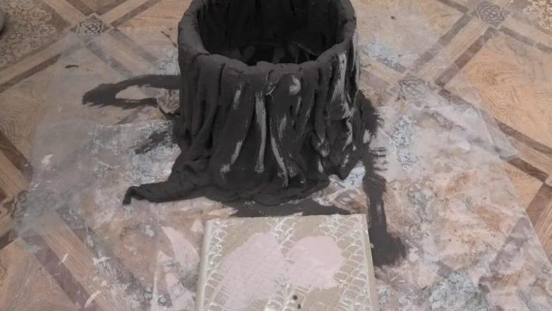Кашпо из ненужных вещей для декора дачного участка