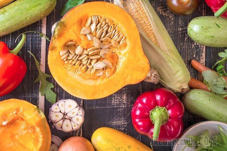 Список самых лёгких в выращивании овощей
