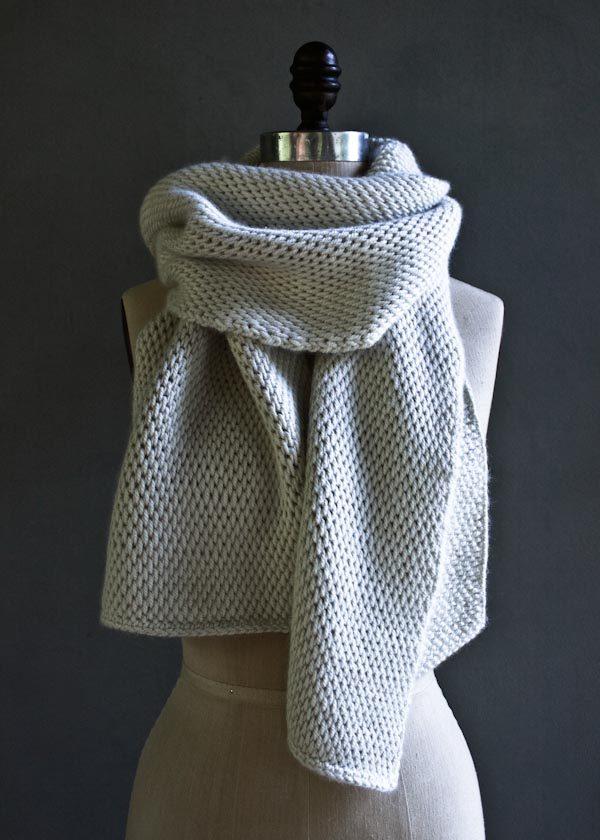 Красивейшее тунисское вязание