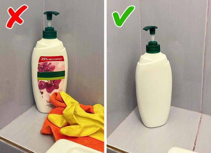 Уловки, благодаря которым можно забыть о ежедневной уборке, а в доме всё равно будет порядок