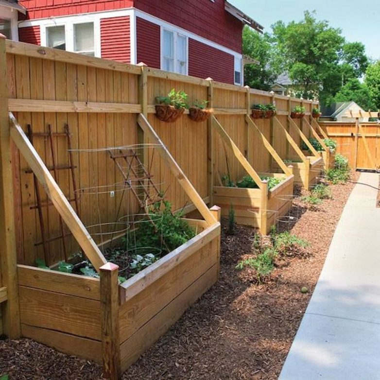 Идеи дизайна огорода, идеально подходящий для начинающих