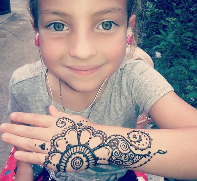 В Новой Зеландии больным детям сделали татуировки - Новости bigmir)net   595x649
