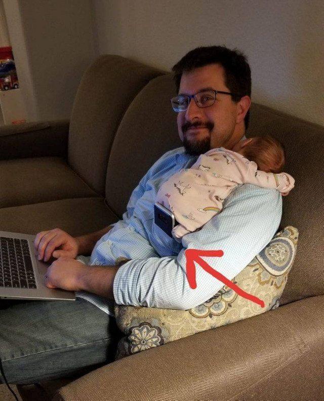 С папой всегда интереснее!