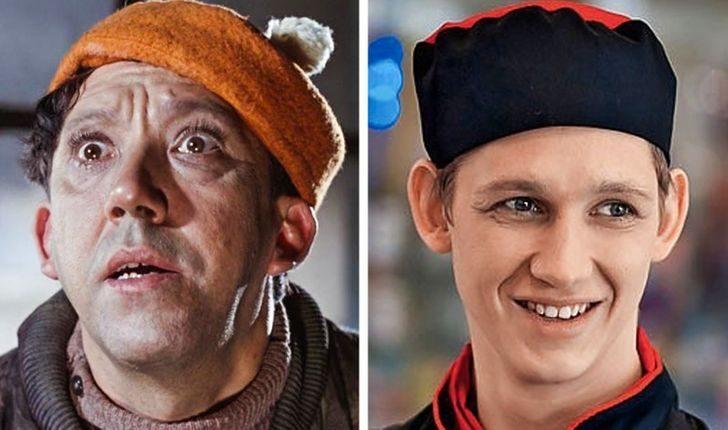 Дети и внуки советских знаменитостей