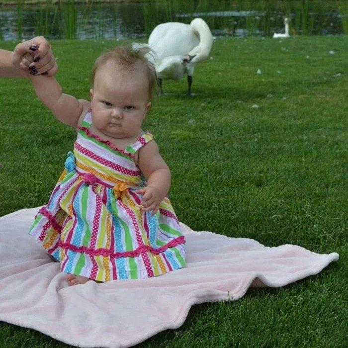 Неловкие детские фото,  за которые взрослым становится неловко