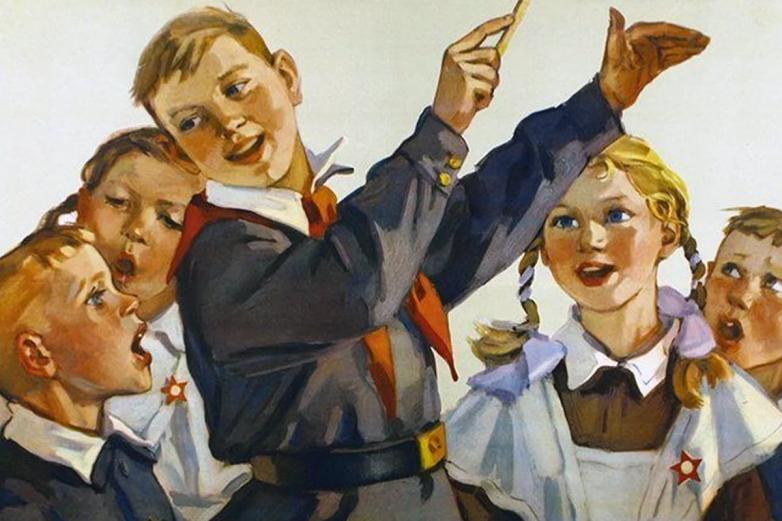 В чём главное отличие советских детей от современных?