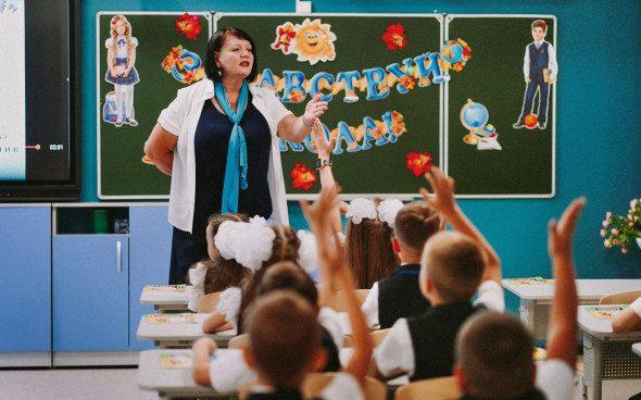 От «А» до «Я»: в краснодарской школе набрали 28 первых классов