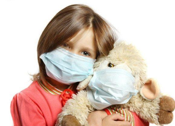 Как обезопасить детей от сезонных инфекций?