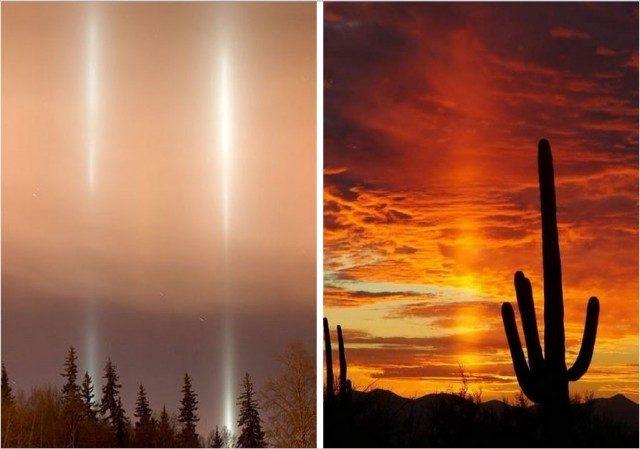 Ещё 13 удивительных явлений природы, в которые трудно поверить, но они реально существуют!