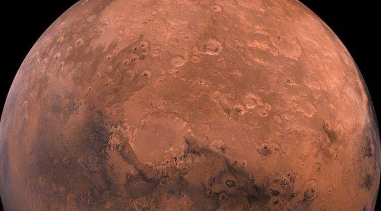 О марсианском электричестве и о том, откуда оно берётся