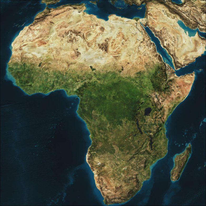 Океанами стали: через 10 миллионов лет Африка может расколоться на две части
