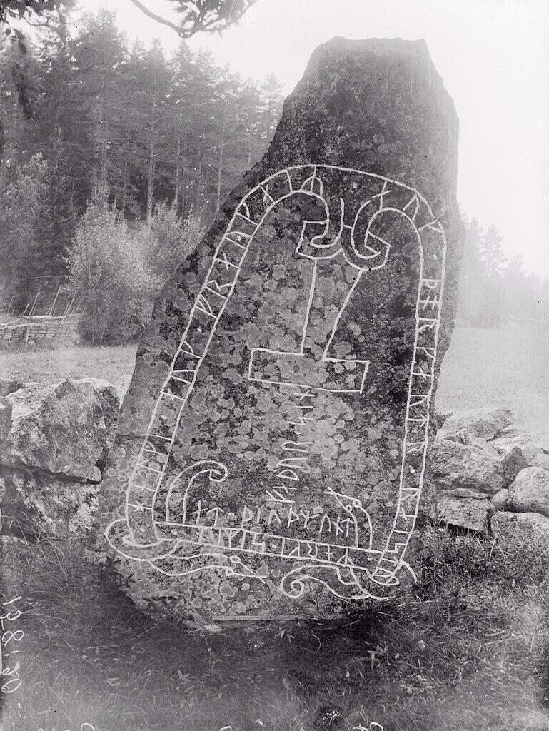 Какие тайны хранят рунические камни викингов