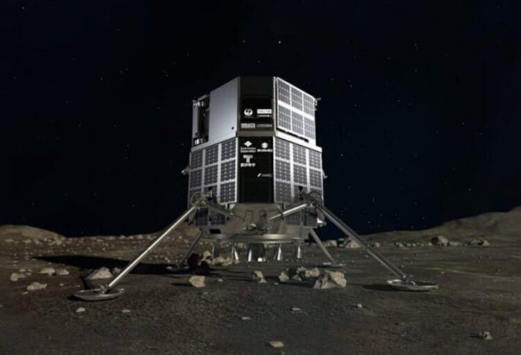 Японцы собираются отправить на Луну робота-трансформера
