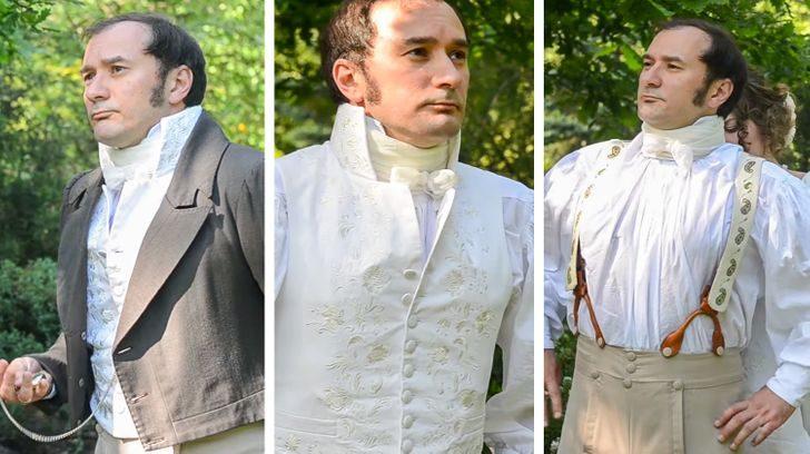 История в костюмах: реконструкция нарядов разных эпох