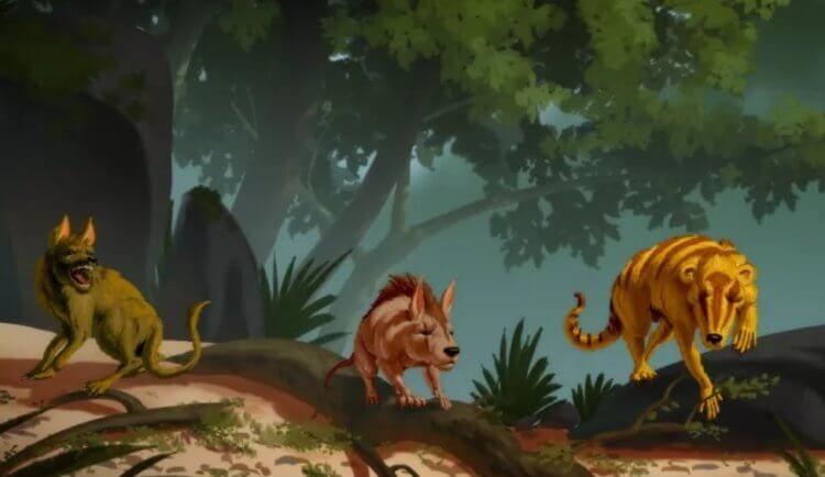 Почему древнего зверя нарекли в честь персонажа из «Хоббита»?