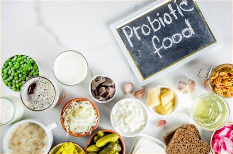 Список пробиотических продуктов