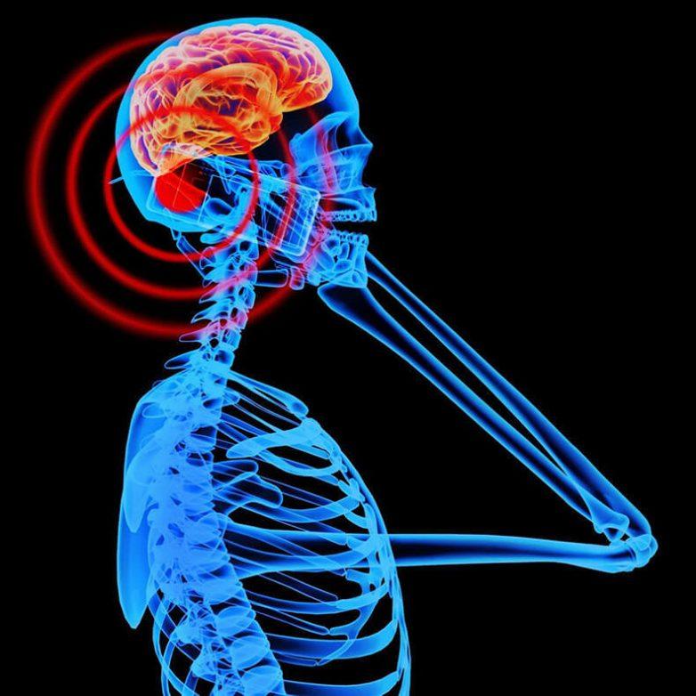 Могут ли мобильные телефоны вызывать опухоли головного мозга и хронические заболевания